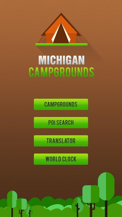 Michigan Camping & RV Parks