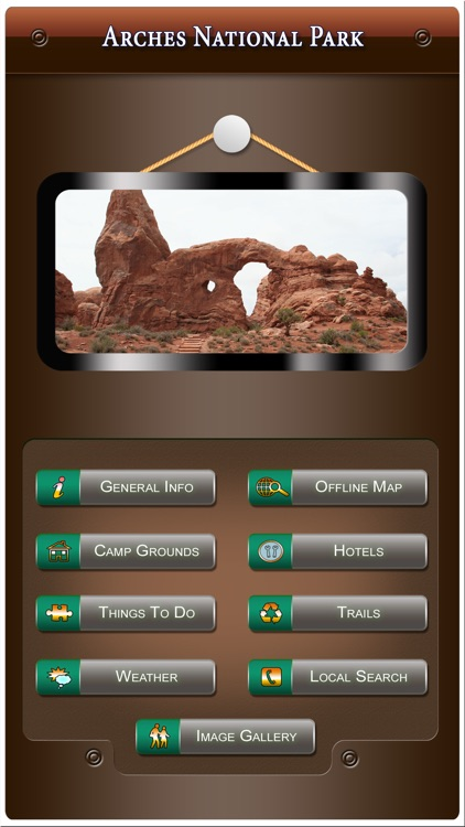Arches National Park screenshot-0