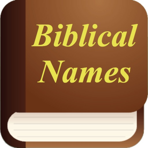 Biblical Names with Meaning and Context from Bible