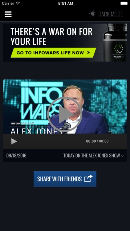 Infowars LIVE screenshot-2