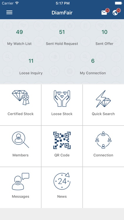 DiamFair - Online Diamond Trade