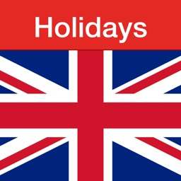 UK Holidays - Bank holidays and Notable days
