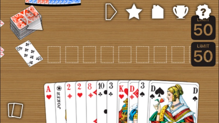 Canasta Card Game screenshot-3