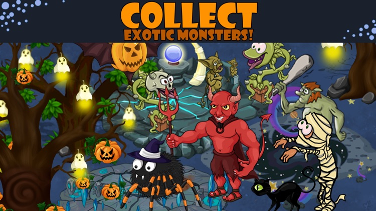 Halloween City 2 - World Builder games of Monster