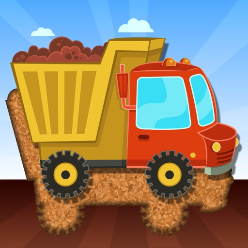 Kids Car, Trucks & Construction Vehicles - Puzzles iOS App
