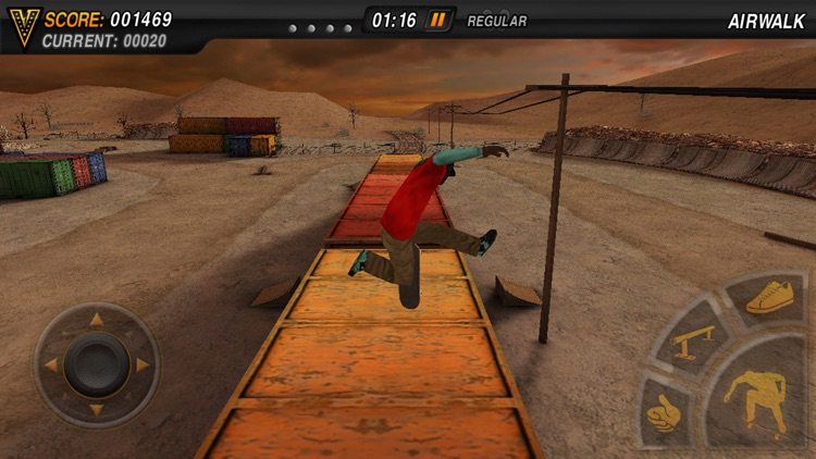 Mike V: Skateboard Party Lite screenshot-4