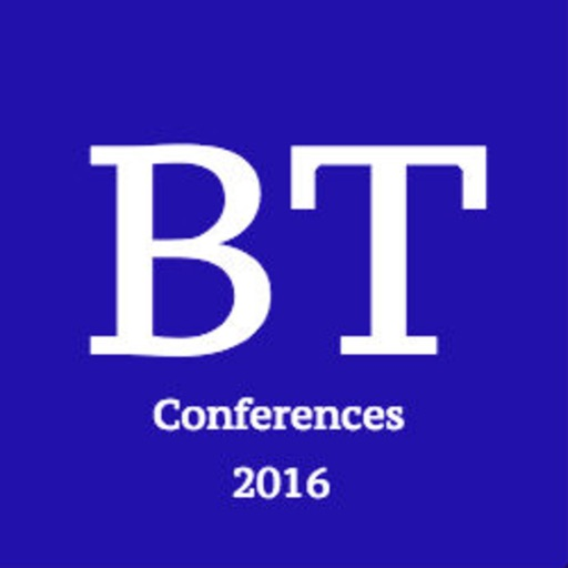 Business Today Conferences '16