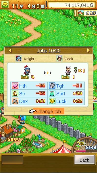 Screenshot #3 pour Dungeon Village