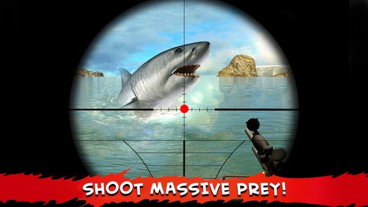 Hungry Piranha Hunting - Shark Spear-fishing world