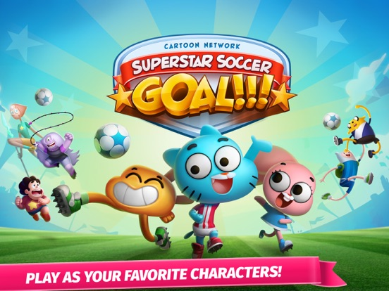 Superstar Soccer: Goal!!! tablet App screenshot 1