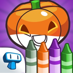 My Coloring Book: Monster - Fun Drawing Game