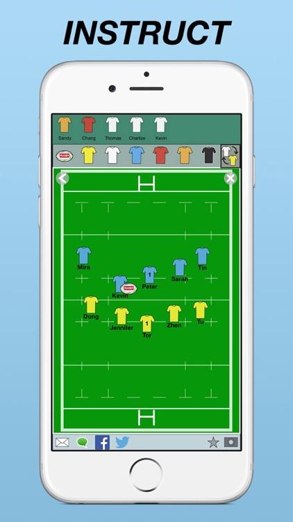 Team Lineup PRO Soccer screenshot-3