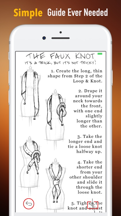 Tie a Scarf for Beginners-Guide and Tutorial Tips