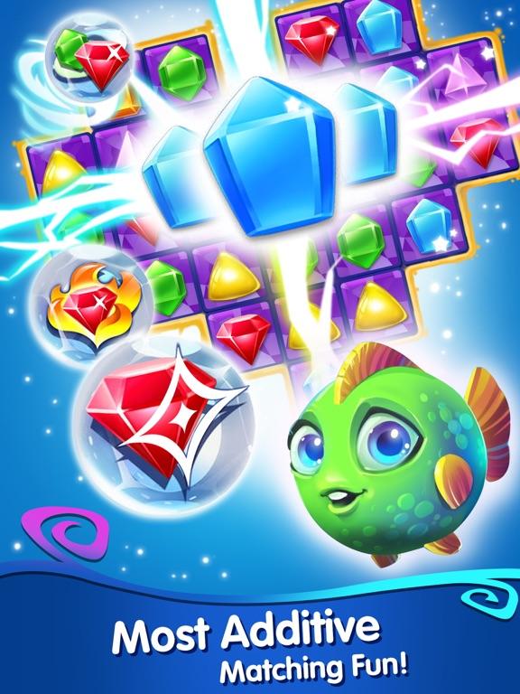 Magic Gems Heroes - Super War of Genies Jewel Free-ipad-1