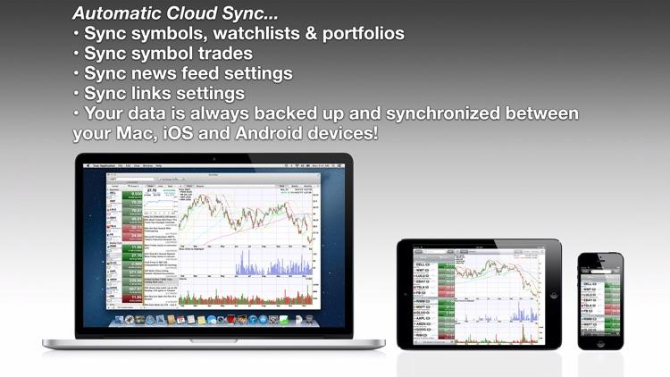 Stocks: Realtime Quotes Charts screenshot-3