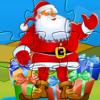 Tiltan Games (2013) LTD - Santa Puzzle: Christmas jigsaw kids learning games artwork