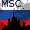 モスクワ地図