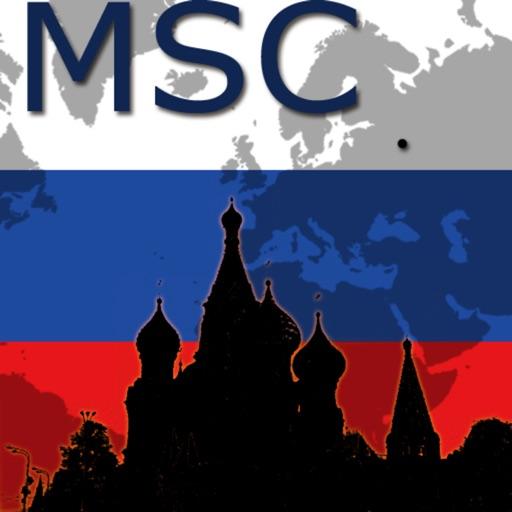 Москва Карта