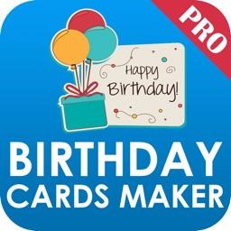 Birthday Cards Maker Pro
