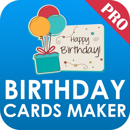 Birthday Cards Maker Pro