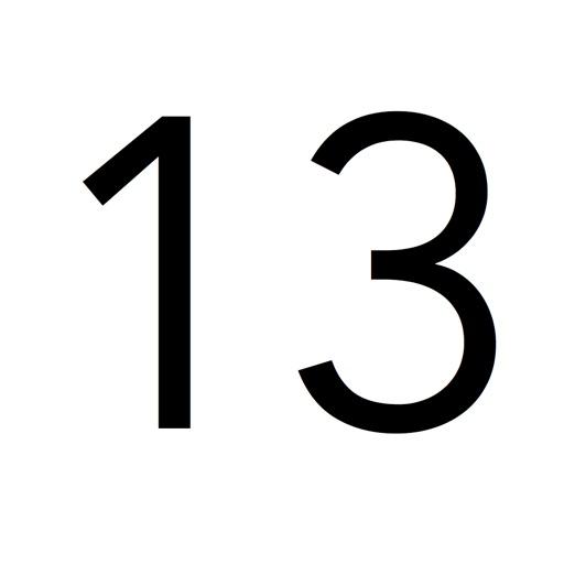 12, 13, Sorry!
