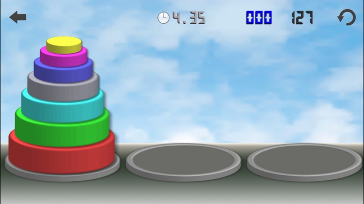 Tower Of Hanoi. screenshot-3