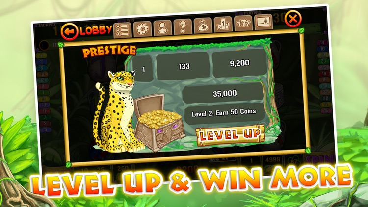 Slots Gone Wild Free screenshot-2