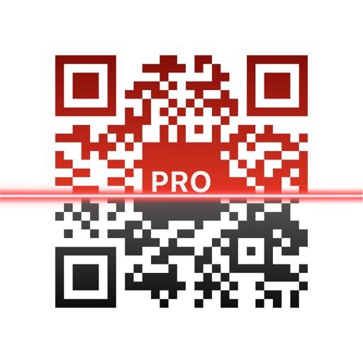 QR Code Reader & Barcode Scanner PRO Icon