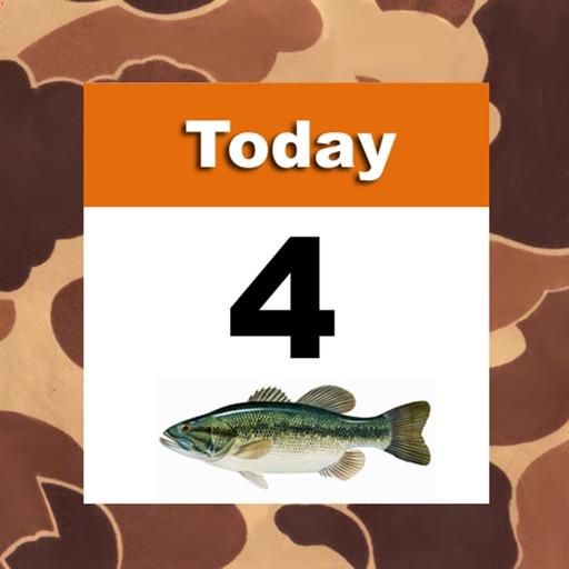 iSolunar™ Hunting & Fishing Times Free app logo