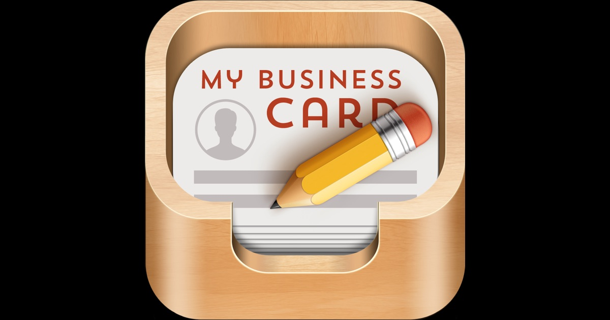 Custom Card Template business card maker free : CardStudio - Best Free Business Card Maker on the App Store