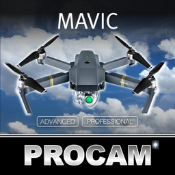 PROCAM for DJI Mavic