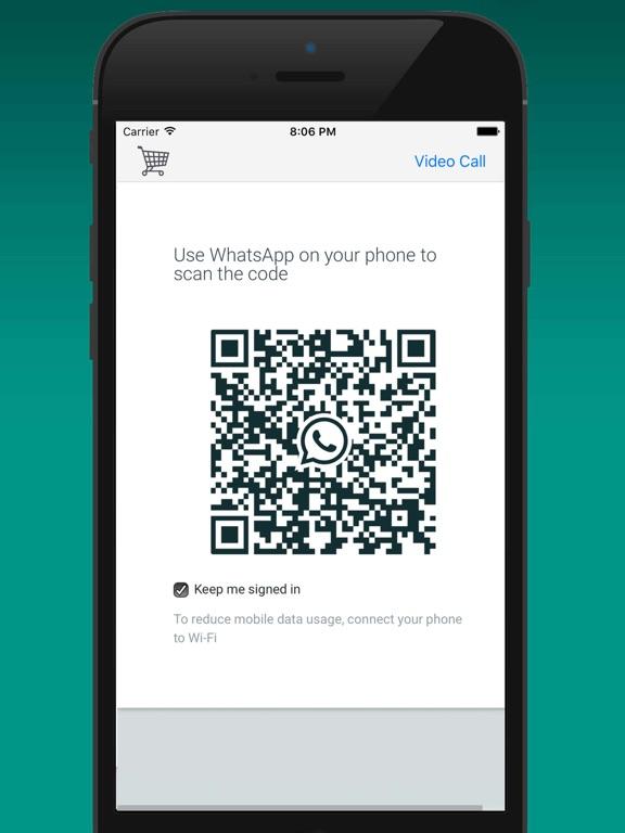 Video Call & Multiple Messenger-ipad-4