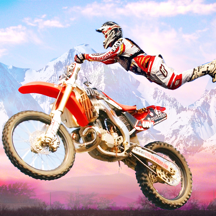 DIRT BIKE MOTOCROSS STUNTS - 3D XTREME DIRT BIKE STUNT MANIA