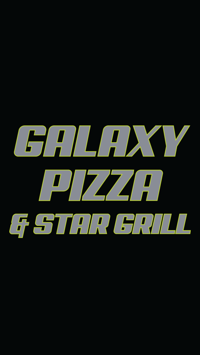 Galaxy Pizza & Star Grill screenshot one