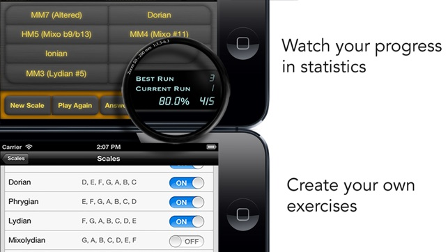 goodEar Scales - Ear Training on the App Store