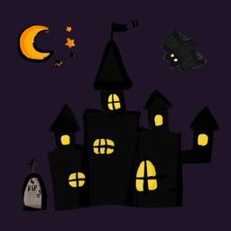 haero Halloween Stickers