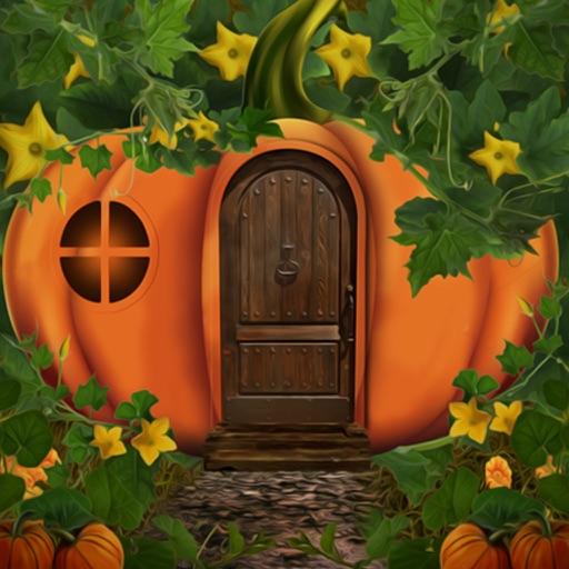 Pumpkin House Witch Escape