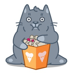 Cat Animation Sticker