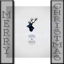 Xmas Santa Photo Frames - Foto Montagee