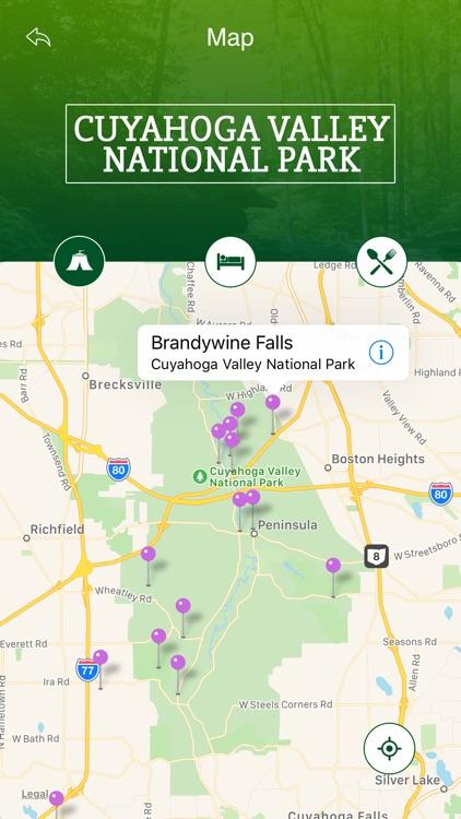 Cuyahoga Valley National Park Travel Guide screenshot-3