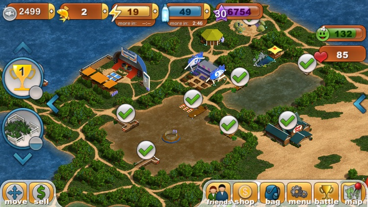 Fishing Paradise 3D screenshot-1