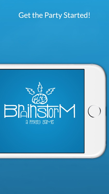 Brainstorm - a party game screenshot-3