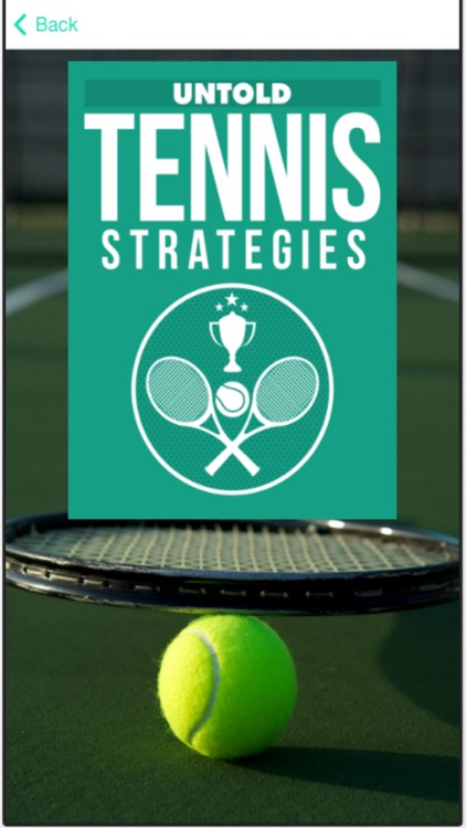 Tennis Tips - Simple Way to Improve Your Game screenshot-2