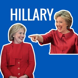 Hillary Sticker Pack!