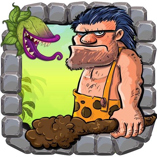 A Caveman Crush Frenzy - Stone Age Rush Challenge FREE iOS App