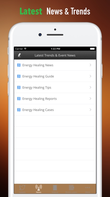 Energy Healing - Music Therapy and Hypnosis Guide screenshot-3