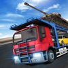 Car Transporter Delivery Truck 3D: Transport Tank