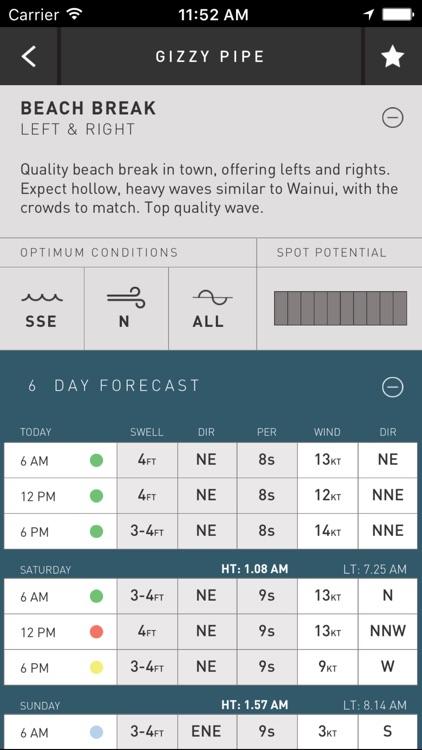 Sherpa Surf Guide screenshot-4
