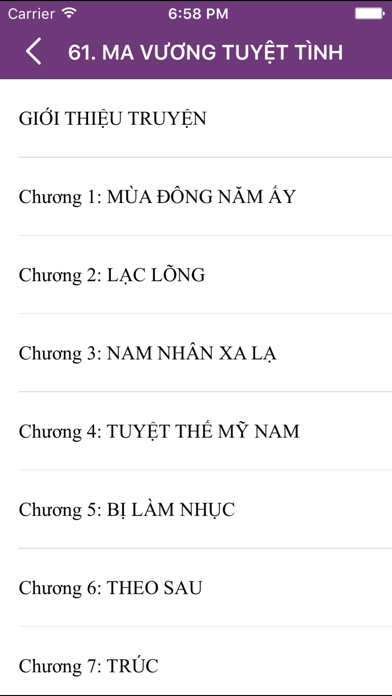 200 Ngôn tình HE - Offline - Hay Nhất Hot Nhất screenshot four