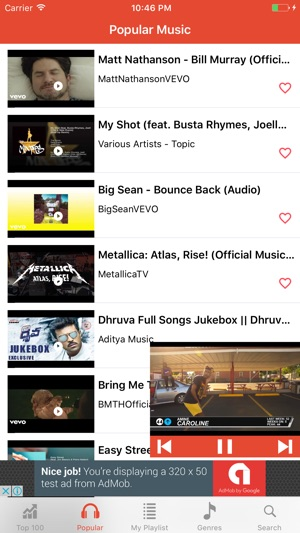 ‎Video Mate: Music Playlist & TubeMate Audio Player Screenshot